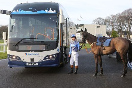 Stagecoach are to sponsor a race at this year's National