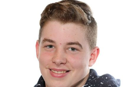 Ian Stewart, newly elected MSYP for Carrick, Cumnock and Doon Valley