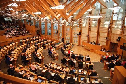 Ayrshire women urged to join Scotland's Women Stand event