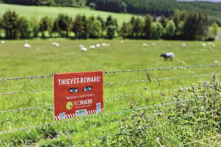 Rural Crime in Scotland - Farmers are making use of modern technology to try to protect their property and try to stay one step ahead of the thieves.