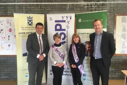 Jamie Hepburn MSP and Stuart McDonald MP held a Pensions/Pension Credit Surgery in Kilsyth last week, they will be holding another one at the Muirfield Centre in Cumbernauld on Friday, April 26, at 1pm.