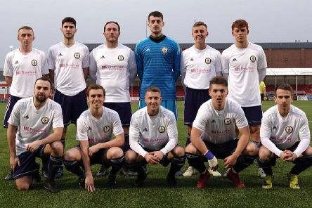 Eastfield are through to the Scottish Amateur Cup final