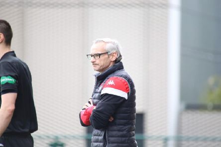 Danny Lennon was a second half substitute for Clyde against Celtic Colts