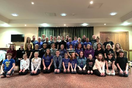 Cumbernauld company will stage 'Titanic - The Musical'