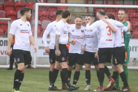 Pick your Clyde FC Team of the Decade midfield (pic: Craig Black Photography)