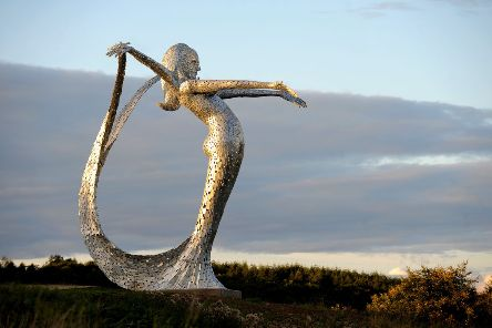 The guardian of the parkland - Arria