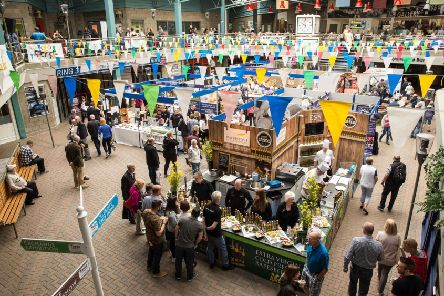Over 12,000 people are expected to attend the popular annual event at Thainstone