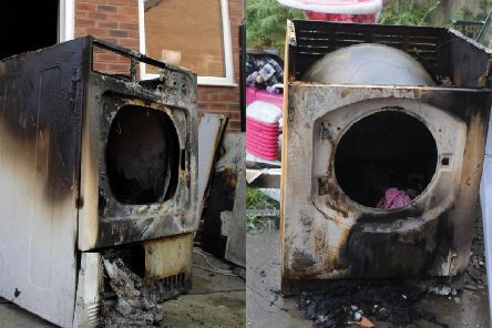 The fire service is eager for us all to avoid the devastating consequences of white goods catching fire in our homes.
