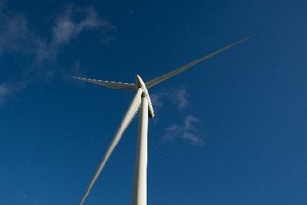 Developers are seeking approval for 26 wind turbines