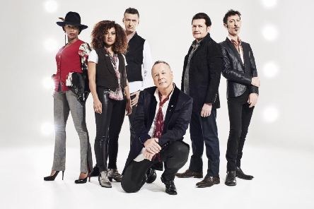 Simple Minds will appear in Aberdeen next summer. Picture: Dean Chalkley