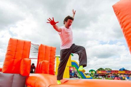 The world's longest obstacle course is coming to Scotland. Picture; contributed