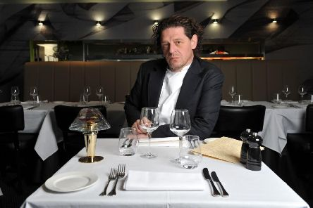 Dine with Marco Pierre White in his Edinburgh Steakhouse