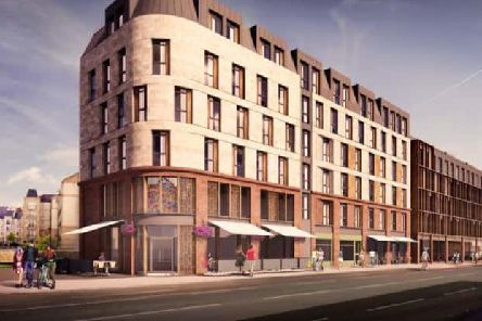 New developments on Leith Walk, like this one proposed for a site at Stead's Place, have been at the centre of the debate over the area's 'gentrification.'