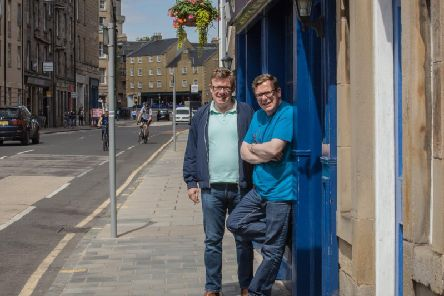 The Proclaimers will perform live at Edinburgh's Playhouse on Friday 9 and Saturday 10 November (Photo: Contributed)