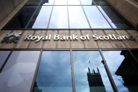 Royal Bank of Scotland was one of the weakest banks in last year's stress tests, Jane Barlow/PA Wire