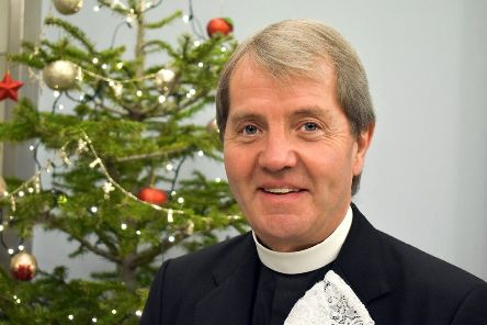 Rt Rev Dr Russell Barr