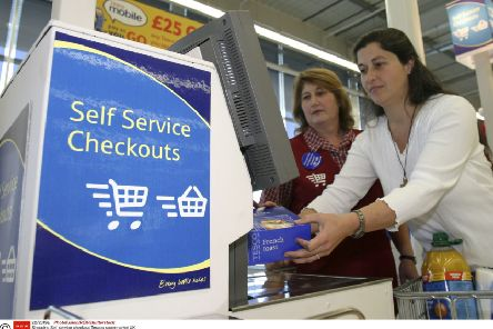 A quarter of self-scan customers admit they've stolen groceries from supermarkets in Scotland. Picture: Photofusion/REX/Shutterstock
