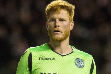 Adam Bogdan has been absent from Hibs' last four matchday squads