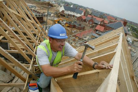 Edinburgh has never seen more than 680 council and housing association homes completed in any of the last 22 years