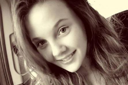 Police are searching for a 14-year-old schoolgirl who was last seen at a college in Fife.