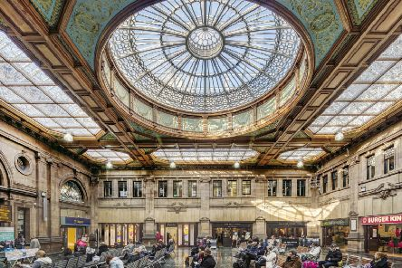 Edinburgh based consultants, Arup, will lead a group of highly experienced professionals in shaping a Masterplan for Scotland's second busiest station.