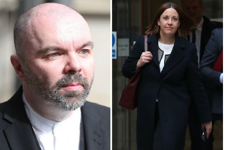 The Lothians MSP (right) had been taken to court over her claims in a newspaper column that Stuart Campbell, who runs Wings Over Scotland, sent a homophobic tweet.