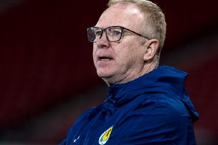 Alex McLeish has been sacked as Scotland boss. Picture: SNS