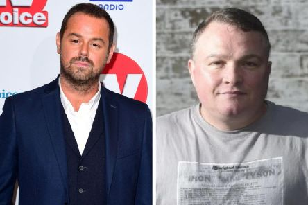 Danny Dyer (left, PIC: Ian West/PA) has paid tribute to Bradley Welsh