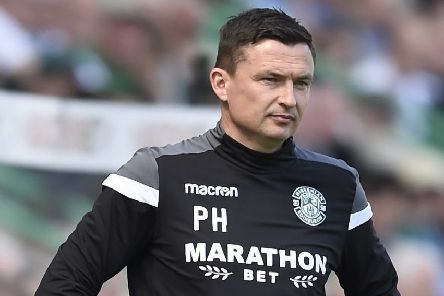 Hibernian manager Paul Heckingbottom was delighted by the ability of his players to carry out his gameplan
