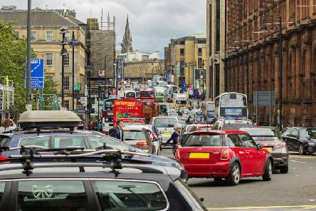 The move would see all but the greenest vehicles banned