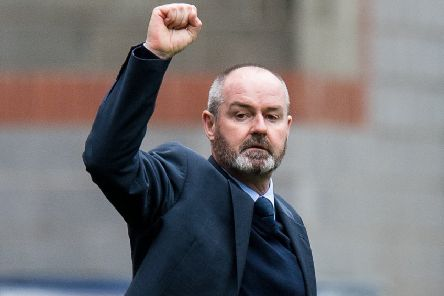 Steve Clarke has become the next Scotland manager. Picture: SNS