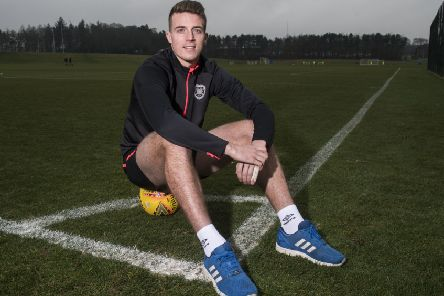 Conor Shaughnessy isnt fazed about facing Celtic at Hampden