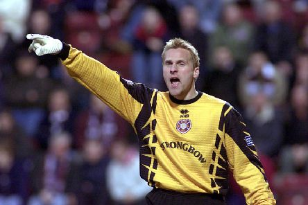 Antti Niemi is remembered fondly at Tynecastle but is he best goalkeeper in the 21st century? Picture: SNS