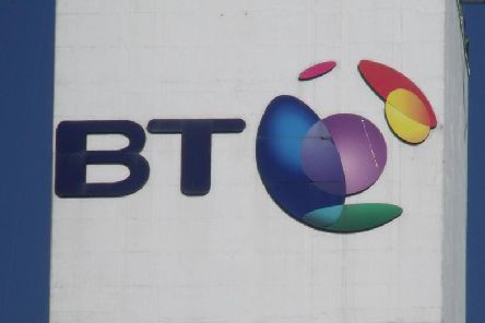 Outages have been reported on the BT landline network this morning. Picture: Flicky/Elliot Brown/CC