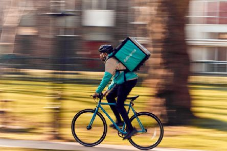 Edinburgh's favourite takeaway revealed Mikael Buck / Deliveroo