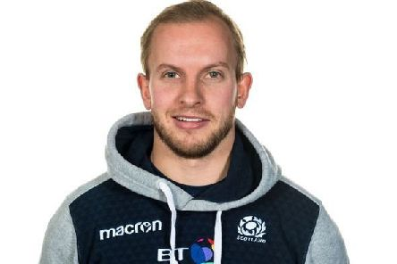 Ciaran Beattie is new head coach of Scotland Sevens