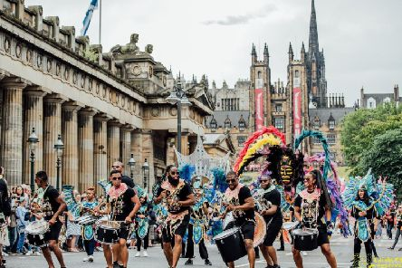 Will you be heading out to see the festival? (Photo: Edinburgh Festival Carnival)