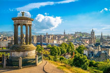 Edinburgh has loads of events on all the time, make sure you don't miss out on any of the fun with this guide (Photo: Shutterstock)