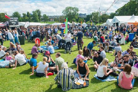 The future of two of Edinburgh's festival venues is up in the air (Photo: Ian Georgeson)