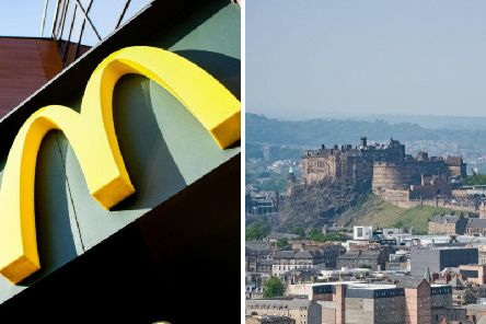 McDonald's commissioned an independent economic report which shows how much it has contributed to the Edinburgh economy. Pic: 8th Creator/Shutterstock.
