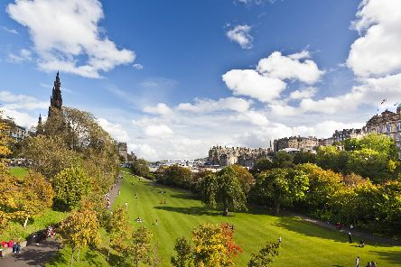 These parks in Edinburgh were awarded Green Flags