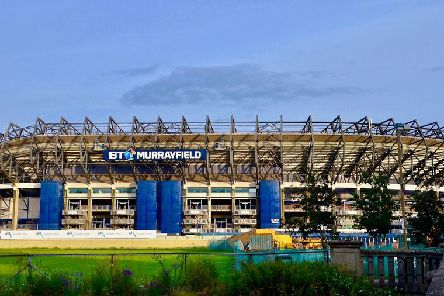 Scotland will play France at Murrayfield this weekend.