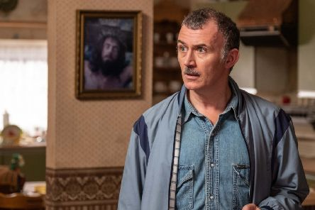 Tommy Tiernan as Gerry Quinn