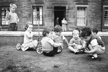 Letting kids play in the dirt as we once did could make them healthier