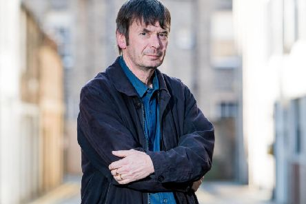 Novelist Ian Rankin has said that he still suffers from panic attacks.