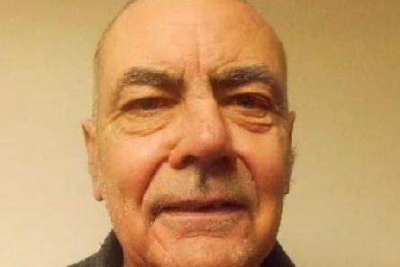 James Gibson, 66, who is missing from Gallowgate in Glasgow.
