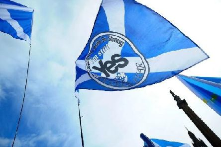 A poll has found majority support for a second independence referendum across Scotland, England and Wales