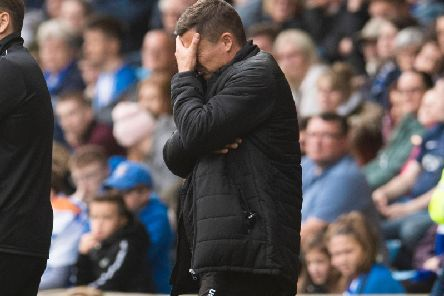 Hibs boss Paul Heckingbottom has a lot of thinking to do ahead of next weekend's Edinburgh derby. Picture: SNS
