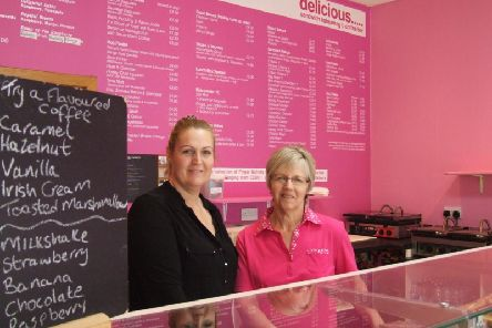 Tracy Gibb and mum Liz have thanked their loyal customers over the past 11 years and are looking forward to welcoming new faces in the years to come