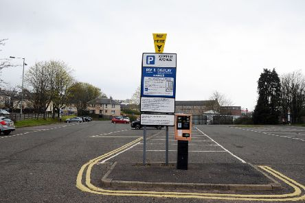 Council to cash in as most of Falkirk car park to be sold off